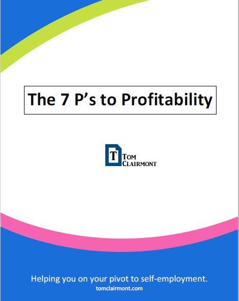 7 P's to Profitability